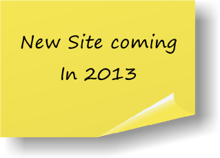 New Site coming